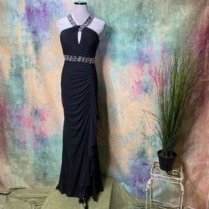 ❤️Cache Stunning Low Back Evening - Prom  Dress